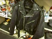WILSONS LEATHER Clothing BLACK LEATHER JACKET